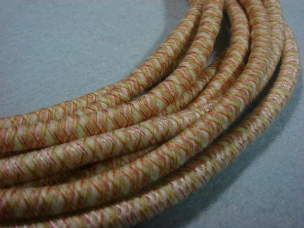 ミシン糸の紐