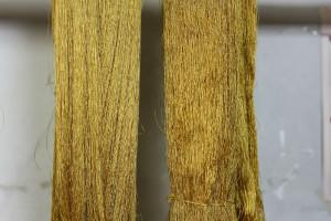 ゴールド房糸