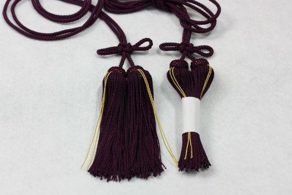 古代紫の特注房